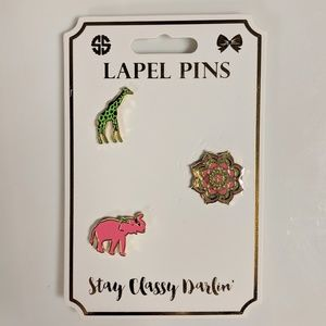 Simply Southern lapel pins